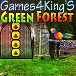 Games4King Green Forest Escape