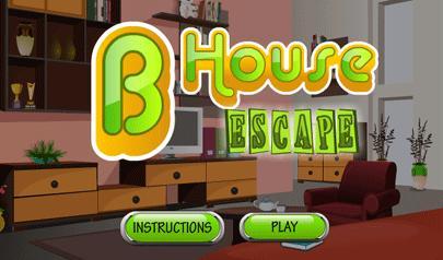 B_House_Escape