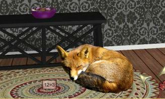 EscapeFan Sleeping Fox Ro…
