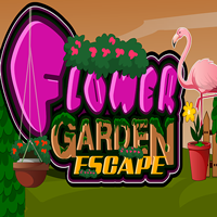 EnaGames Flower Garden Escape 2