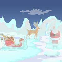 WowEscape Freeze Santa Escape 1