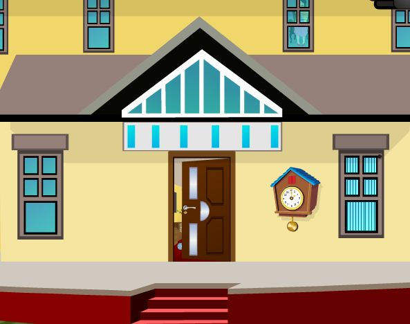 BigEscapeGames Swimming Pool House Escape Walkthrough