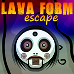 Games4King Lava Form Escape