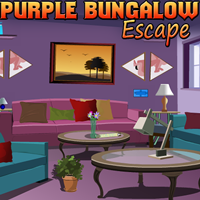 TheEscapeGames Purple Bun…