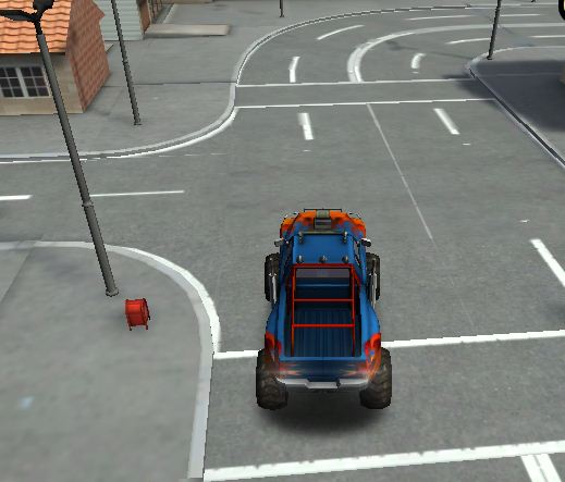 Monster Trucks 3D Parking
