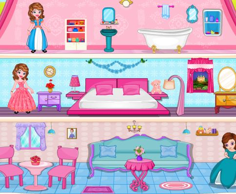 Princess Sofia Doll House…