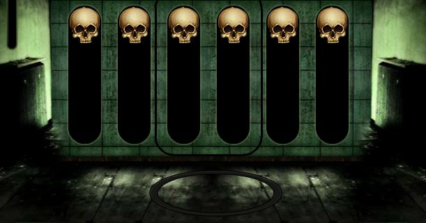Games4King Skull House Escape Walkthrough