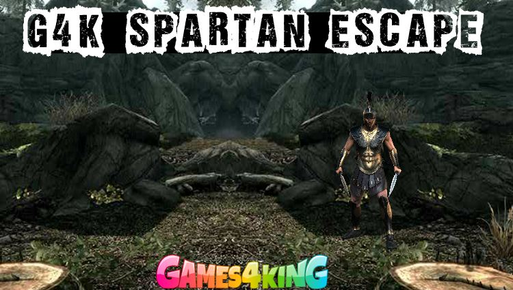 Games4King Spartan Escape