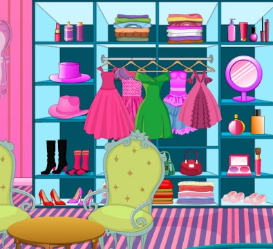 Barbie Fashion Wardrobe