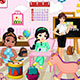 Baby Princesses Play Scho…