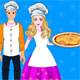 Barbie And Ken Cooking Pi…