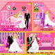 Barbie Wedding Doll House