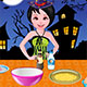 Cooking Halloween Zombie …
