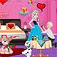 Elsa Valentines Day Decor…