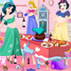 Pregnant Princess Party C…