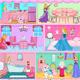 Princess Aurora Doll Hous…