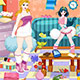 Princess Cheerleader Room…