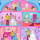 Princess Cinderella Weddi…