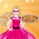 Super Barbie BBQ Chicken Pizza