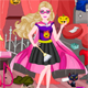 Super Barbie Halloween Ro…