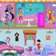 Winx Club Doll House Deco…